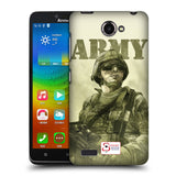 Support British Soldiers Sbs Official British Troops Hard Back Case for Lenovo A768T