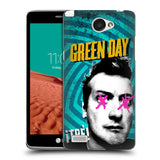 Official Green Day Key Art Hard Back Case for LG Bello II / Prime II / Max