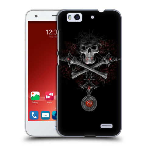 Official Anne Stokes Tribal Hard Back Case for ZTE Blade S6 Plus