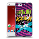 Official Green Day Key Art Hard Back Case for ZTE Blade S6 Plus