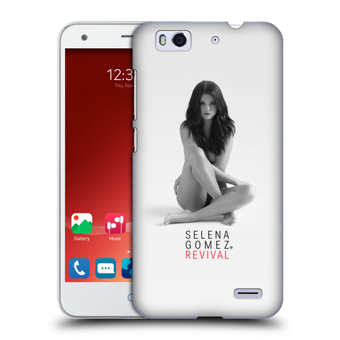 Official Selena Gomez Revival Hard Back Case for ZTE Blade S6 Plus