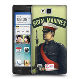 Support British Soldiers Sbs Official British Troops Hard Back Case for Huawei C8816