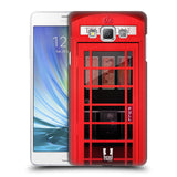 HEAD CASE DESIGNS TELEPHONE BOX HARD BACK CASE FOR SAMSUNG GALAXY A7