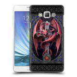 Official Anne Stokes Tribal Hard Back Case for Samsung Galaxy A7