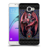 Official Anne Stokes Tribal Hard Back Case for Samsung Galaxy A7 (2016)
