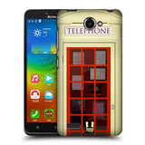 HEAD CASE DESIGNS TELEPHONE BOX HARD BACK CASE FOR LENOVO A768T