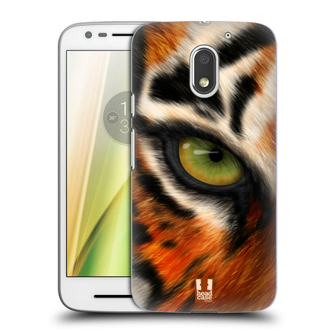 Head Case Designs Animal Eye Hard Back Case for Motorola Moto E3 Power