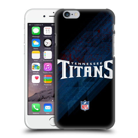 4b01435f Official NFL Tennessee Titans Logo Hard Back Case for Apple iPhone 6 6S