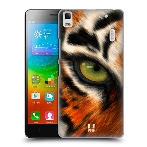 Head Case Designs Animal Eye Hard Back Case for Lenovo K3 Note A7000