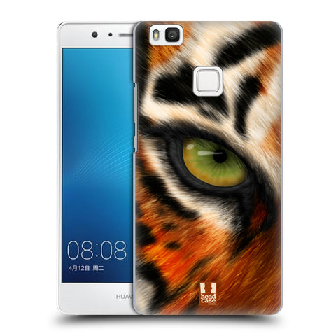 Head Case Designs Animal Eye Hard Back Case for Huawei P9 Lite G9 Lite