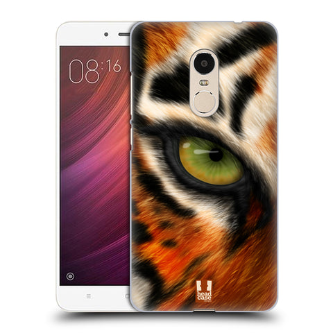 Head Case Designs Animal Eye Hard Back Case for Xiaomi Redmi Note 4