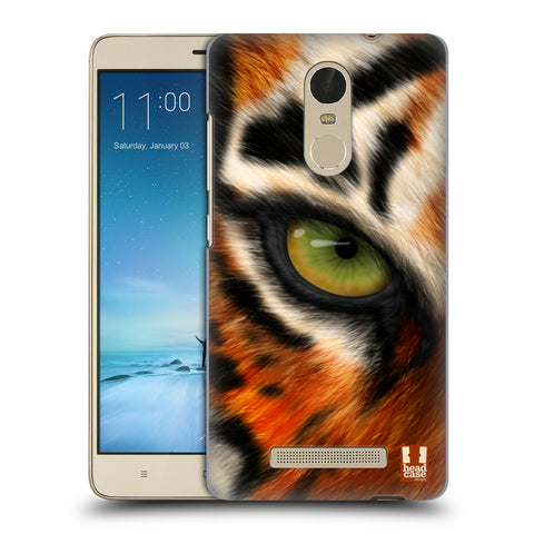 Head Case Designs Animal Eye Hard Back Case for Xiaomi Redmi Note 3