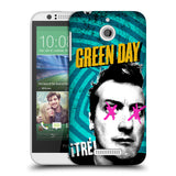 Official Green Day Key Art Hard Back Case for HTC Desire 510