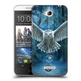 Official Anne Stokes Owls Hard Back Case for HTC Desire 616 Dual Sim
