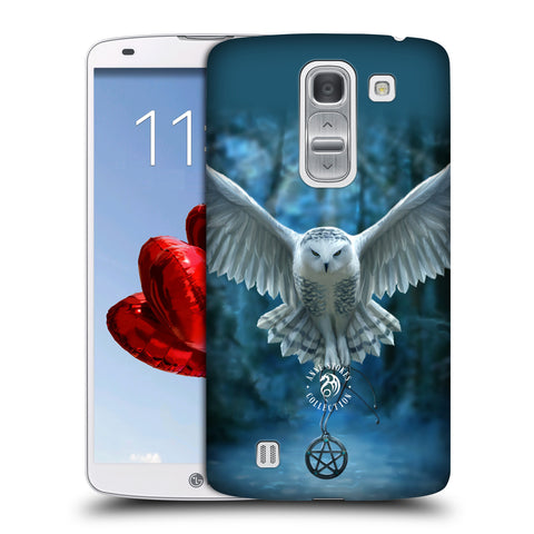 Official Anne Stokes Owls Hard Back Case for LG G Pro 2 / F350 / D837