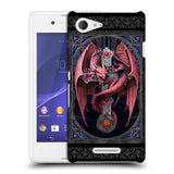 Official Anne Stokes Tribal Hard Back Case for Sony Xperia E3 / D2203 / D2206