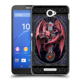 Official Anne Stokes Tribal Hard Back Case for Sony Xperia E4