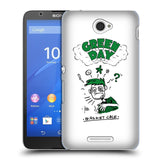 Official Green Day Key Art Hard Back Case for Sony Xperia E4