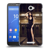 Official Selena Gomez Revival Hard Back Case for Sony Xperia E4