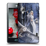 Official Anne Stokes Owls Hard Back Case for LG Optimus L5 II Dual E455