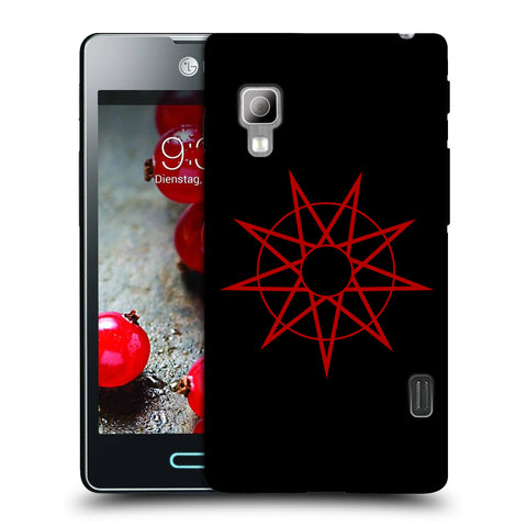 Official Slipknot Key Art Hard Back Case for LG Optimus L5 II Dual E455