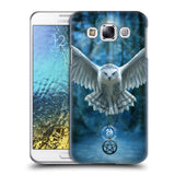 Official Anne Stokes Owls Hard Back Case for Samsung Galaxy E5