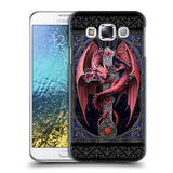Official Anne Stokes Tribal Hard Back Case for Samsung Galaxy E5