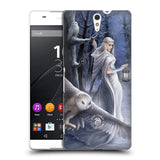 Official Anne Stokes Owls Hard Back Case for Sony Xperia C5 Ultra / E5553