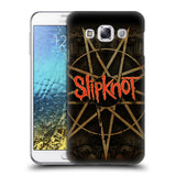 Official Slipknot Key Art Hard Back Case for Samsung Galaxy E7