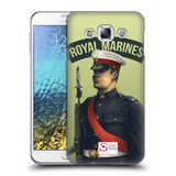 Support British Soldiers Sbs Official British Troops Hard Back Case for Samsung Galaxy E7