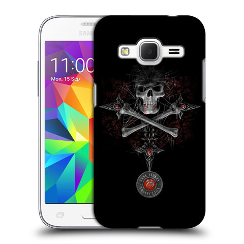 Official Anne Stokes Tribal Hard Back Case for Samsung Galaxy Core Prime