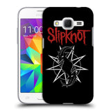 Official Slipknot Key Art Hard Back Case for Samsung Galaxy Core Prime