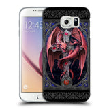Official Anne Stokes Tribal Hard Back Case for Samsung Galaxy S6