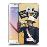 Support British Soldiers Sbs Official British Troops Hard Back Case for Samsung Galaxy S6