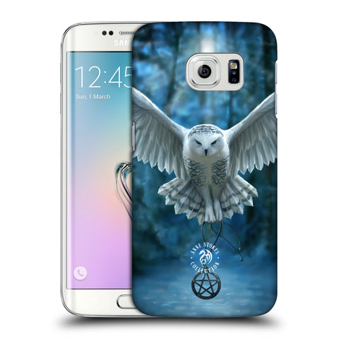 Official Anne Stokes Owls Hard Back Case for Samsung Galaxy S6 edge