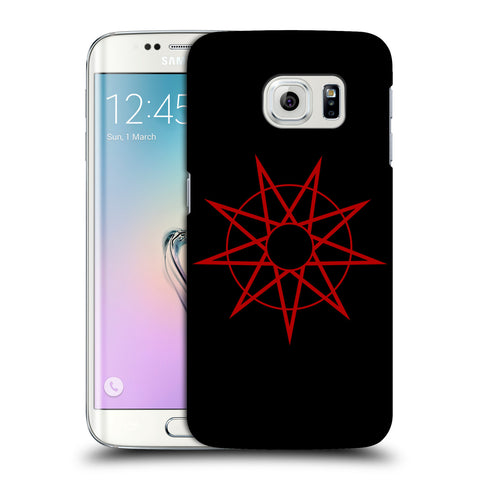 Official Slipknot Key Art Hard Back Case for Samsung Galaxy S6 edge