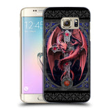 Official Anne Stokes Tribal Hard Back Case for Samsung Galaxy S7 edge