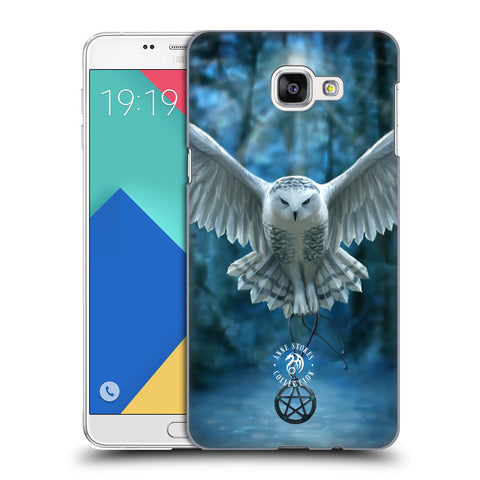Official Anne Stokes Owls Hard Back Case for Samsung Galaxy A9 (2016)