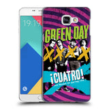 Official Green Day Key Art Hard Back Case for Samsung Galaxy A9 (2016)
