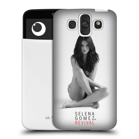 Official Selena Gomez Revival Hard Back Case for LG AKA