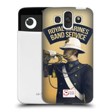 Support British Soldiers Sbs Official British Troops Hard Back Case for LG AKA