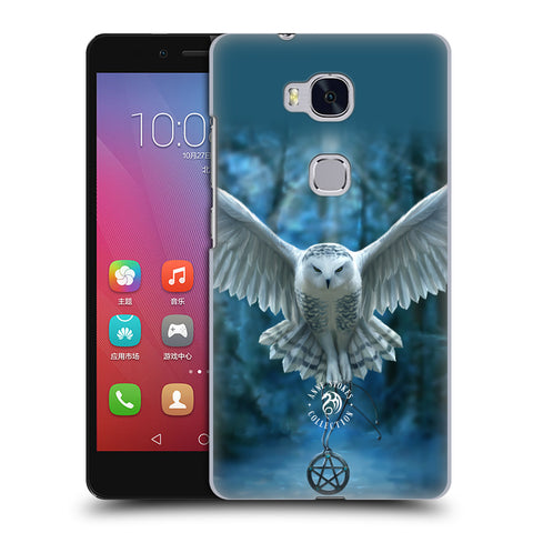 Official Anne Stokes Owls Hard Back Case for Huawei Honor 5X / GR5