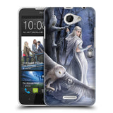 Official Anne Stokes Owls Hard Back Case for HTC Desire 516 / 516 Dual Sim