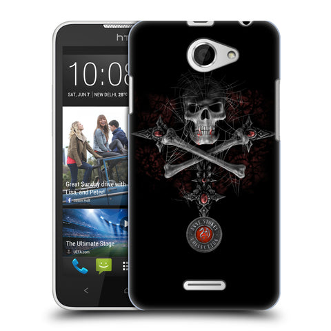 Official Anne Stokes Tribal Hard Back Case for HTC Desire 516 / 516 Dual Sim
