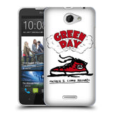 Official Green Day Key Art Hard Back Case for HTC Desire 516 / 516 Dual Sim