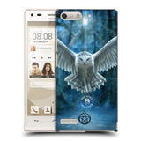 Official Anne Stokes Owls Hard Back Case for Huawei Ascend G6