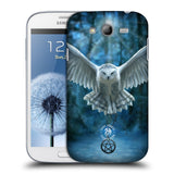 Official Anne Stokes Owls Hard Back Case for Samsung Galaxy Grand I9080