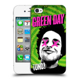 Official Green Day Key Art Hard Back Case for Apple iPhone 4 / 4S