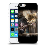 Official Anne Stokes Owls Hard Back Case for Apple iPhone 5 / 5s / SE