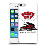 Official Green Day Key Art Hard Back Case for Apple iPhone 5 / 5s / SE
